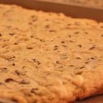 Yummi Yogi chocolate chip cookie dough baked