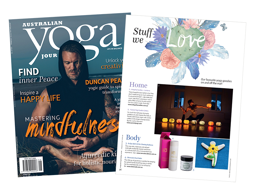 2016 Yoga Journal Aust Aug Sept