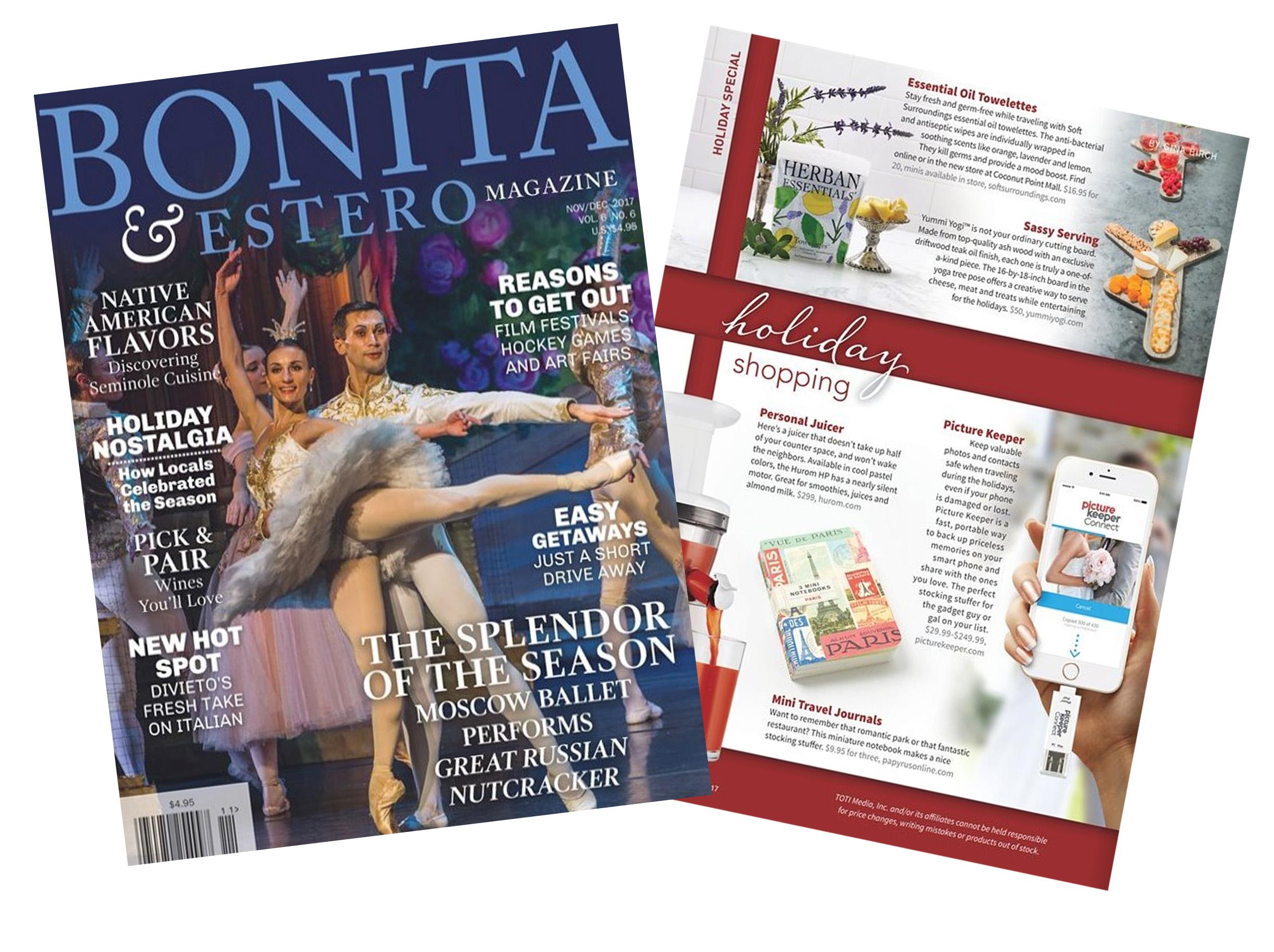 Bonita and estero 2 page