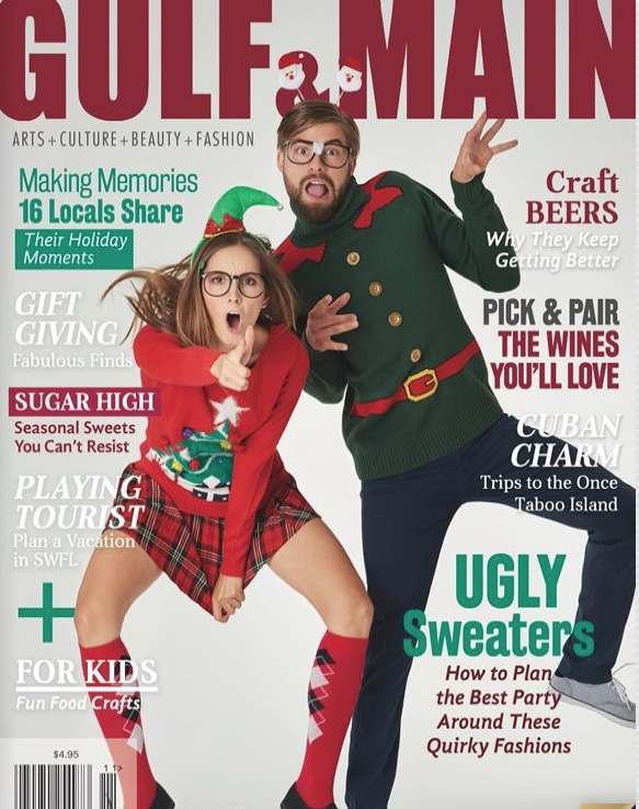 Gulf&Main Cover Nov.Dec 2017