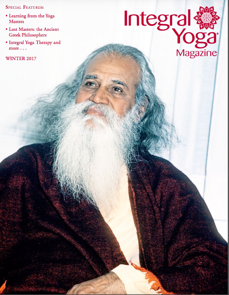 integral yoga cover winter 2017