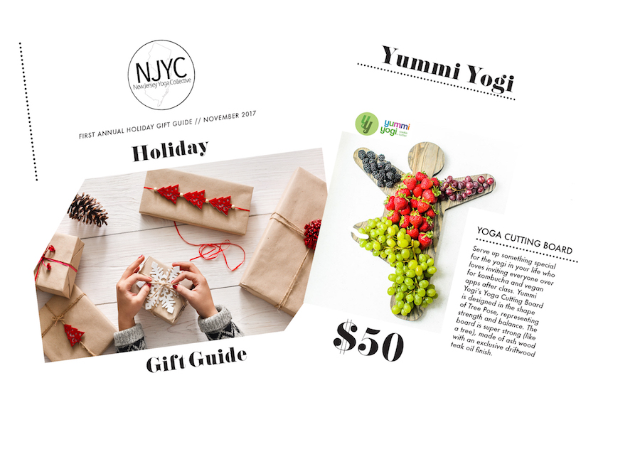 nj yoga collective gift guide nov 2017